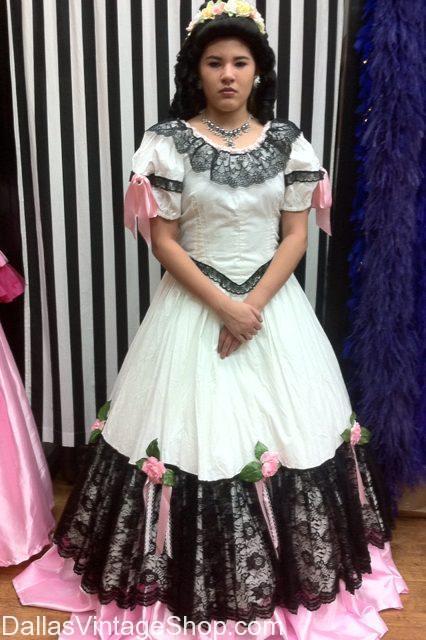 Martha Washington Childrens Costume