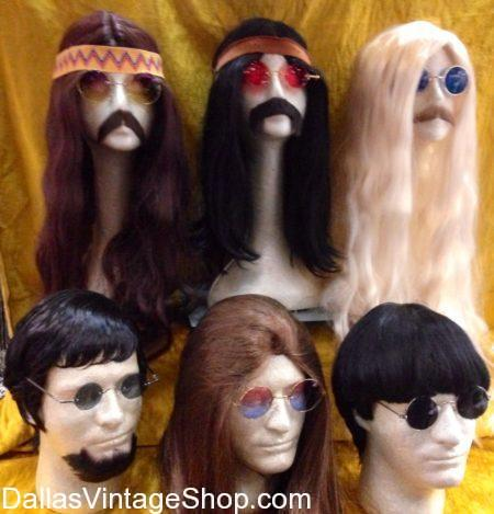 We have 1970's Men's Hair Style Wigs, 70's Wigs, Mustaches & Aviators in stock. Get also 1970's Men's Hair Styles, 70's Men's Disco Wigs, John Travolta 70's Wigs, Ron Burgundy 70's Wigs, Jim Morrison 70's Wigs, any 70's character Wigs, any 70's movie Wigs, any 70's TV show Wigs, 70's Rock Star Wigs, 70's Afro Wigs, 70's Giant Afro Wigs, 70's Afro Wigs with Attached Side Burns, Long 70's Shag Wigs, Short 70's Shag Wigs, 70's Rock Artist Wigs, 70's Long Hair Freak Wigs, 70's Hippies Wigs, Men's 70's Hair Style Wigs, 70's Men's Mustaches, 70's Sideburns, 70's Facial Hair, Spirit Gum, 70's Wigs for Men, 70's Men's Movie Characters, 70's Rock Stars, 70's TV Show Characters, 70's Famous Sports Characters, 70's Historical Men, 70's Theatrical Characters, Quality 70's Wigs