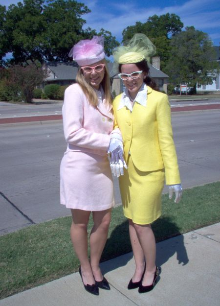 Tea Party Attire Dallas Area Girls Hats DFW Costumes