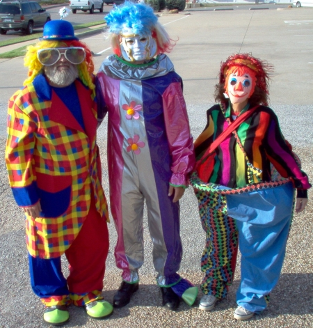 Circus Clown Costumes