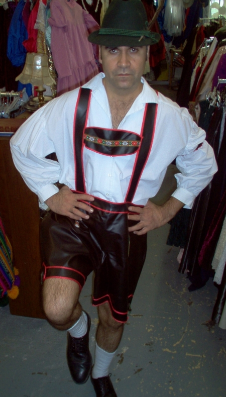 German lederhosens
