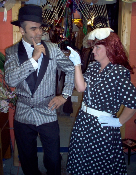 Get 1950's Iconic Couples & Hollywood Leading Couples, 50's Cutest Couple Costume Ideas, Couples Theme Party Costumes, Best Hollywood Couples Costumes, 50's Best Costume Ideas, 50's Theme Party Costumes, Men and Ladies 50's Fashions, Ladies and Men's 50's Attire, 50's Historical Ladies, 50's Iconic Couples, 50's TV Show Costumes, 50's Sitcom Favorite Characters and Accessories.