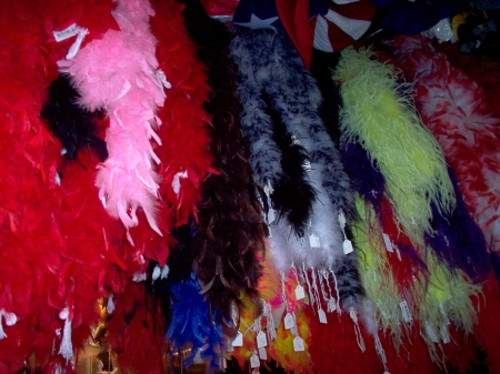 Feathers and Boas by Dallas Vintage Shop, Maribou Boas, Ostrich Boas, Chandelle Boas, Coque Boas, Turkey Feather Boas, One Gram Two Gram or Three Gram Feather Boas, Exotic Boas