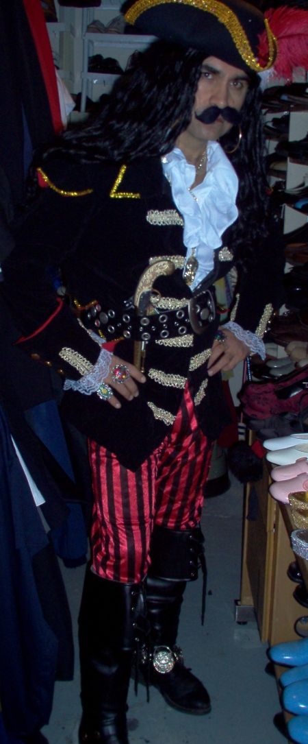 pirate king costume