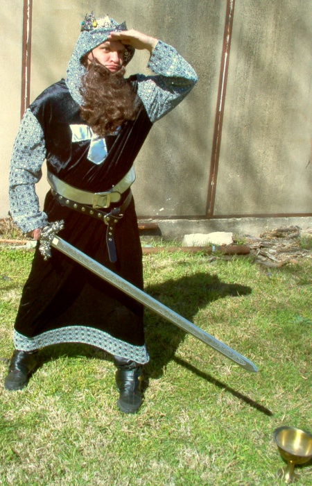 Monty Python looking for Holy Grail, Monty Python Costume, Monty Python Costume Dallas, Monty Python Holy Grail Costume Dallas, Monty Python Holy Grail Costume, Holy Grail Costume, King Arthur Holy Grail Costume, King Arthur Holy Grail Costume Dallas,
