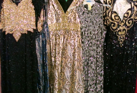 Sequin Beaded Dresses