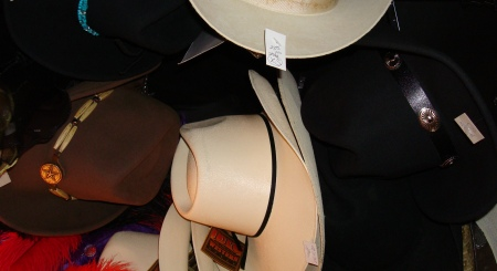 Texas Rich Cowboy and Cowgirl Hats