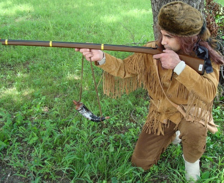 Daniel Boone Outfit