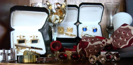 Zoot Suit Accessories and Jewelery