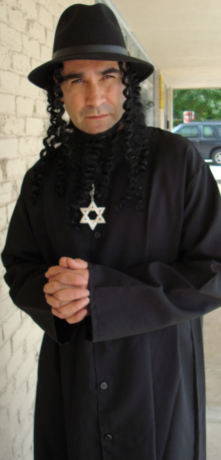 Rabbi outfit, Clerical, Clerical Dallas, Clerical Costume, Clerical Costume Dallas, Clerical Robe, Clerical Robe Dallas, Clerical Headpeice, Clerical Headpiece Dallas, Rabbi Costume, Rabbie Costume Dallas, Rabbi Robe, Rabbi Robe Dallas, Priest Costume, Priest Costume Dallas, Priest Robe, Priest Robe Dallas,