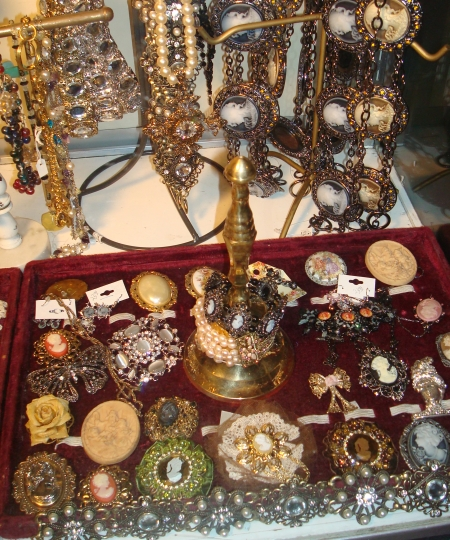 Victorian Bracelets, Belts, Broaches, Necklaces and more