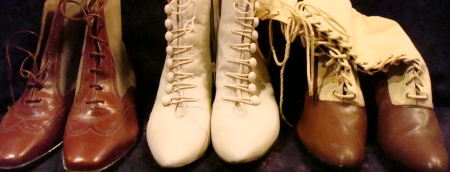 Victorian Style Ladies' Boots
