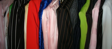 Zoot suit coats gentlemen's clothing