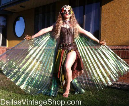 High Quality Fairy Costumes, Wings, Wigs, Corsets