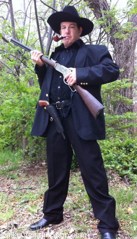 Hatfields & McCoys William Anderson Hatfield Kevin Costner Costume