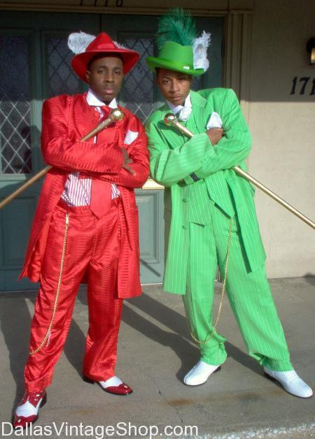 Prom Men | Dallas Vintage and Costume Shop