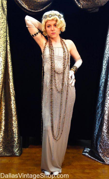 Dallas Flapper Dresses, New Year's Party Downtown Dallas Flapper ...