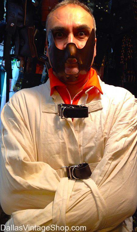 Hannibal Lector Costume