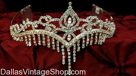 Belly Dance & Bollywood Costume Tiaras & Headpieces