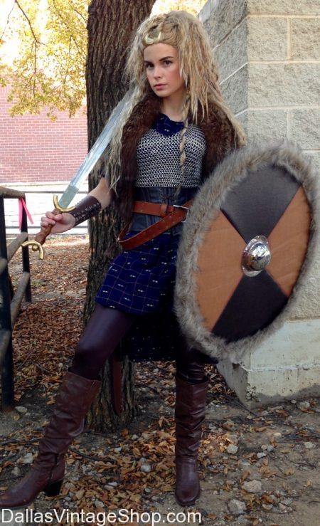 Get Viking Costumes, Viking Ladies Costumes, Viking Woman Costumes, Viking Woman Warriors Costumes. Get Famous Vikings Costumes, Viking Sheildmaiden Costumes, Viking TV Show Costumes in all sizes. We have Viking Historical Costumes, Historical Viking Women Costumes, Quality  Viking Ladies Costumes, Medieval Viking Women's Costumes here.