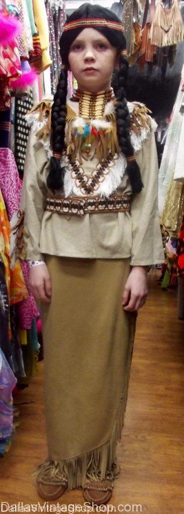 Thanksgiving Little Indian Costume