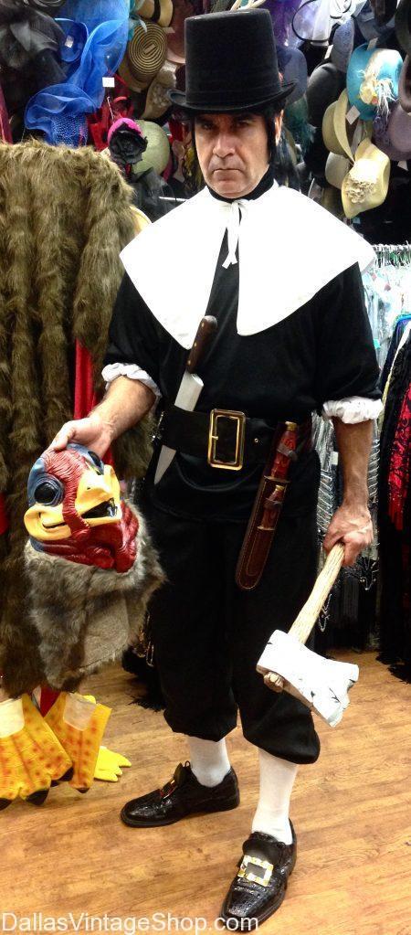 Classic Pilgrim Costume