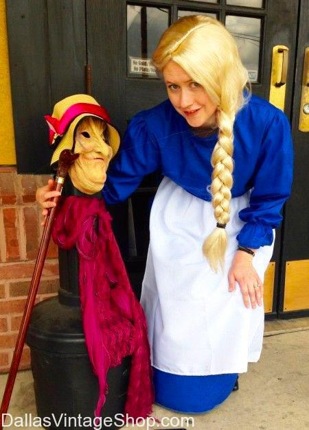 Howl's Moving Castle Sophie Cosplay