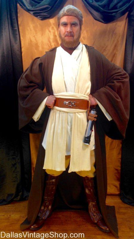 Star Wars, Obi-Wan Kenobi Supreme Quality Costume, Star Wars Characters Costumes Dallas, Obi-Wan Kenobi Costume Dallas, Obi-Wan Kenobi Star Wars Episodes Outfits, Obi-Wan Kenobi Ewan McGregor Costume DFW, Obi-Wan Kenobi Movie Characters, Obi-Wan Kenobi High Quality Costume, Obi-Wan Kenobi osplay Costume Dallas, Obi-Wan Kenobi Costume Photo,
