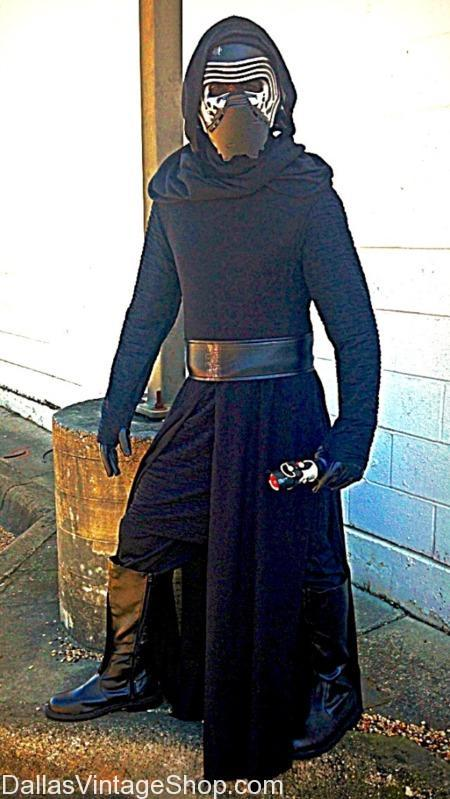 Kylo Ren Star Wars Evil Sith Lord Costume & Helmet, Star Wars Dallas, Star Wars Kylo Ren Costume Dallas, Star Wars Kylo Ren Sith Lord Outfit Dallas, Star Wars Costumes DFW, Star Wars Movie Characters Costumes Dallas, Star Wars The Force Awakens Costumes Dallas, Star Wars Costumes, Dallas Star Wars Costume Shops,