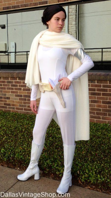 Queen Padme Amidala Costume in stock, Queen Padme Amidala Star Wars Costume Shop Dallas, DFW Costume Shops with Star Wars Characters, Padme Star Wars Outfits Dallas Area, Queen Padme Amidala Star Wars Costume
