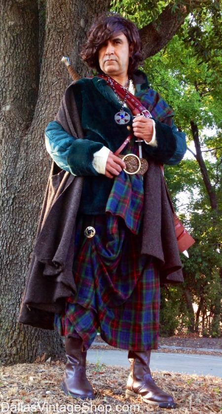 May 11-13, 2018 Texas Scottish Festival & Highland Games GUIDE, 2018 Texas Scottish Festival & Highland Games Attire, Schedule & Costumes Texas Scottish Festival & Highland Games Scottish Highlander Outfit DFW Decatur, Event Listing Texas Scottish Festival & Highland Games Scottish Garb,