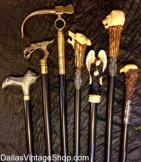 We have unique Walking Canes in Dallas like these Dressy Walking Canes Dallas, Special Occasion Walking Canes Dallas, Formal Attire Walking Canes Dallas, Mystical Theme Walking Canes Dallas, Steampunk Walking Canes Dallas, Lion Head Walking Canes Dallas, Wolf Head Walking Canes Dallas, Eagle Head Walking Canes Dallas, Death Angel Walking Cane Dallas, Faux Ivory Walking Canes Dallas, Costume Period Walking Canes Dallas, Medieval Themed Walking Canes Dallas, Dark Ages Themed Walking Canes Dallas, Large Selection Walking Canes, Animal Heads Walking Canes Dallas, Unique Walking Canes Dallas,