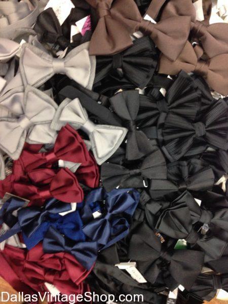 Get Men's 1940's Bow Ties, Men's Black Tie Vintage Tuxedo Bow Ties, Men's Fancy 1940's Attire Bow Ties. We have Men's Solid Colors 1940's Bow Ties, Men's Vintage 40's Bow Ties, Men's Period Bow Ties, Men's Historical Attire Bow Ties, Historical Character Costume Bow Ties, Men's 40's Formal Attire Bow Ties, Theatrical Historical Bow Ties, 1940's Men's Attire