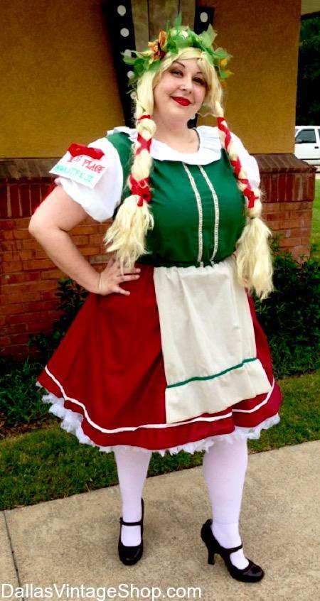 Dallas Vintage Shop has Ladies Traditional Oktoberfest Dancers Costumes, in XL & Plus Sizes. We also have Ladies Traditional Oktoberfest Dancers Costumes, Oktoberfest Plus Size Costumes, Oktoberfest Czech Plus Size Dancers Costumes, Oktoberfest Plus Size Bavarian Dancers Costumes, Oktoberfest Alpine Plus Size Dancers Costumes, Oktoberfest Wurst Fest Plus Size Costumes, Oktoberfest Polka Plus Size Dancers Costumes, Oktoberfest Polish Plus Size Dancers Costumes, Oktoberfest Plus Size Folk Dancers Costumes, Oktoberfest Plus Size Dirndl Costumes, Oktoberfest Plus Size Ladies Costumes, Oktoberfest Plus Size Quality Costumes and accessories in stock.