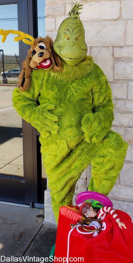 Grinch, grinch costumes, grinches dog max