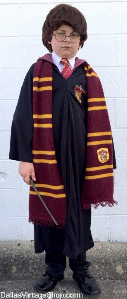 Kids Harry Potter Costumes, Lisensed Harry Potter Attire, Merchandise and Harry Potter Characters Complete Costumes are in stock now.