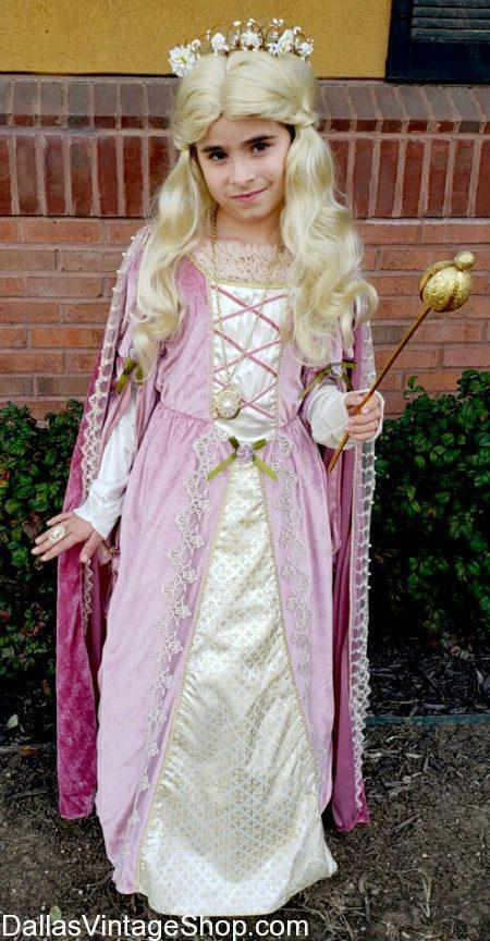 We have all your favorite Girls Princess Costumes you can imagine from Supreme Quality to Median and Economy Prices. We also have upgraded Princess accessories like crowns, wigs, wands, gloves and more.