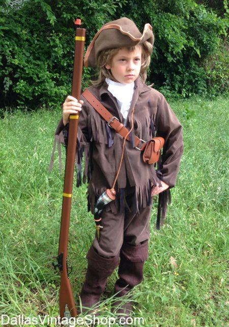 We have Boys Costumes including Boys Historical Characters Costumes, Boys School Project Costumes, Boys Theatrical Costumes, Boys Halloween Costumes, Boys Superhero Costumes and any period or style of Boys Quality Costumes imaginable. We also have Boys Costumes, Boys Costume Ideas, Boys Halloween Costumes, Boys School Projects Costumes, Boys Best Costumes DFW, Boys Explorers Costumes, Boys Lewis and Clark Costumes, Boys Costume Accessories, Boys Superhero Costumes, Boys Economy Costumes, Boys High Quality Costumes and Accessories.