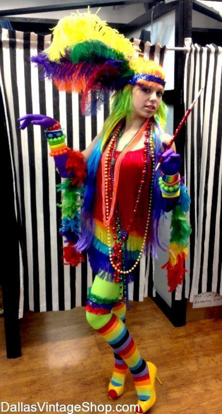 We have Parrothead Tropical Attire, Parrothead Festival Costumes, Jimmy Buffett Concert Parrothead Costumes and Parrothead Gear at Dallas Vintage Shop.