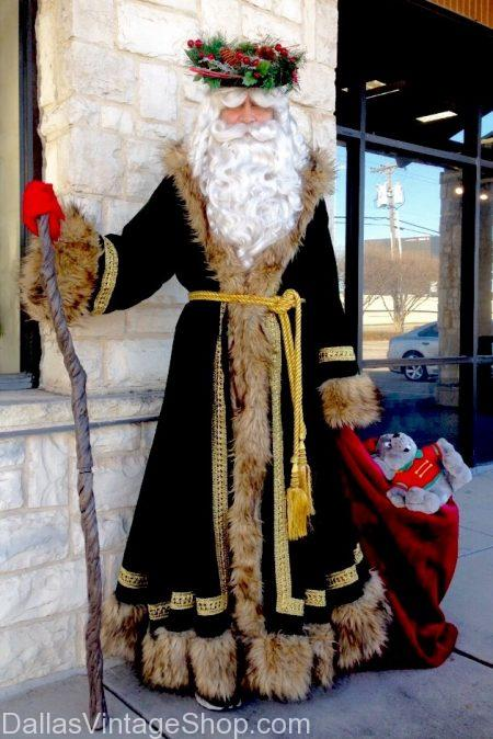 Holiday Costumes from Dallas Vintage Shop are unlimited. Get Holiday Costumes fpr every National Holiday or Every Religious Holiday. Get Holiday Pagent Theatrical Costumes, Holiday Theme Party Costumes & Holiday Iconic Characters Costumes from Dallas Vintage Shop.