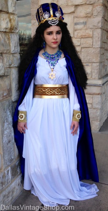 Ancient Historical Costumes, Ancient Greek, Roman, Hebrew, Persian, Greek & Biblical Costumes in The Dallas Metro Area..