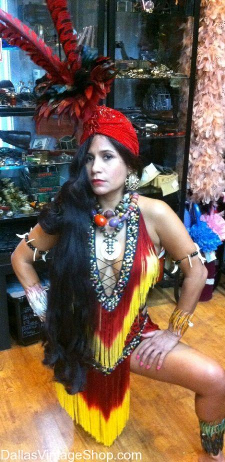 Brazilian Mardi Gras Exotic Costumes, Carnival Brazil Belly Dancer Costume, Brasilian Carnival de Rio Belly Dancer Costume, Belly Dance Costume Ideas