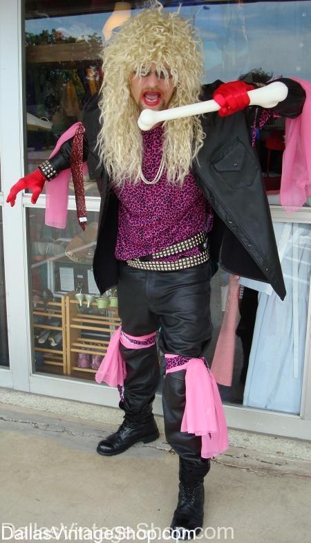 Dee Snider Costume, Rockstar, Heavymetal Costume