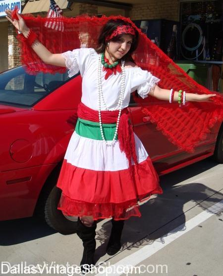 Traditional Mexican Senorita Costumes, Childrens Mexican Costumes, Ladies Mexican Senorita Costumes, Mexican Senor Costumes, Mexican Costumes
