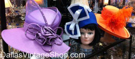 Church Lady Derby Dame Hats