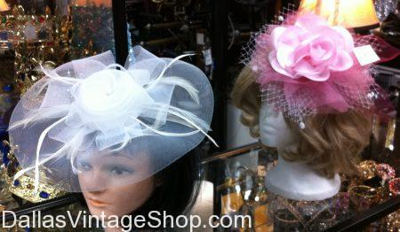 ladies whimsey hats and fascinator hats dallas