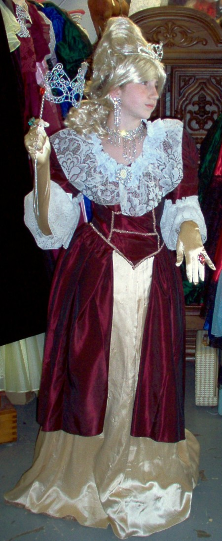 Children's Masquerade Costume