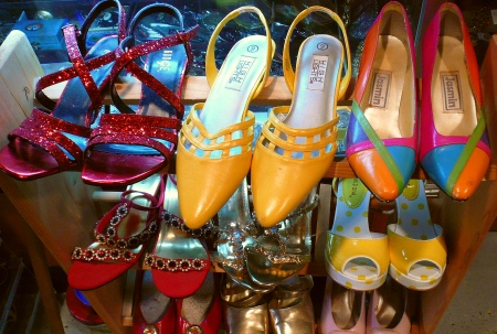 Vintage shoes collection. Best in Dallas