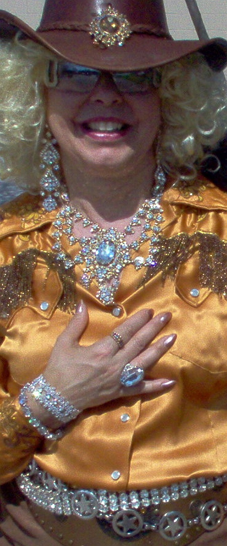 Texas bling queen
