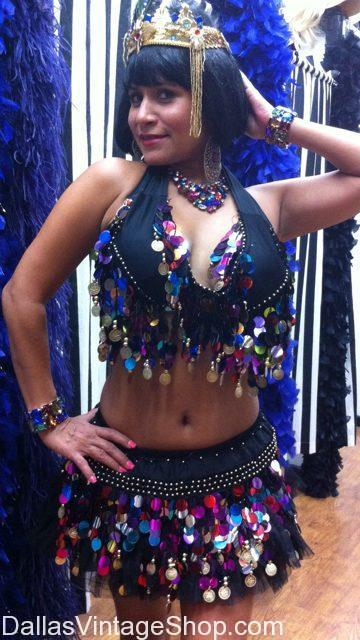 Jeabel Exotic Belly Dance Costume, Fancy Belly Dancer Costumes Dallas, Dallas Exotic Belly dancing Costumes